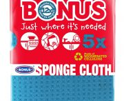 Szivacskendő bonus 5db-os
