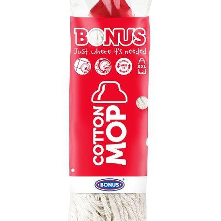 Bonus XXL pamut mop felmosófej