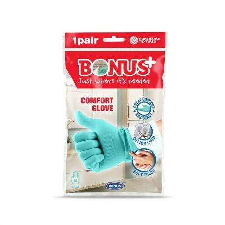 Bonus komfort gumikesztyű XL