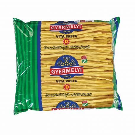 Vita Pasta durum fodrosmetélt tészta 6kg
