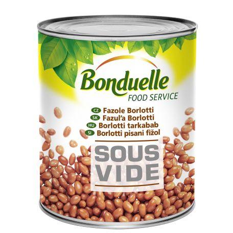 Bonduelle sous vide borlotti tarkabab konzerv 2650/2300g