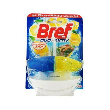 Bref duo aktív wc illatosító gél 50ml