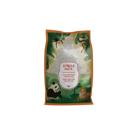 Jungle Rice hosszúszemű A rizs 50kg