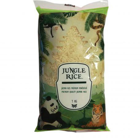 Rizs jázminrizs jungle rice 1kg