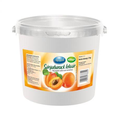 Hügli sárgabarack lekvár xilittel 2kg