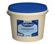 Tehéntúró sovány 5kg sajtmester