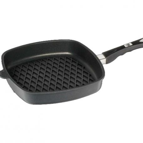 AMT bbq grill serpenyő 28x28x5cm