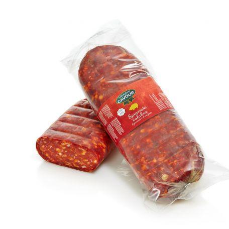 Spianata Calabra olasz csípős paprikás sertés szalámi 2,5kg
