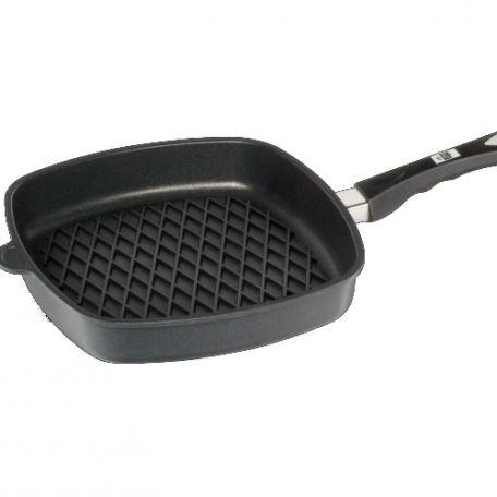 AMT bbq grill serpenyő-i 28x28x5cm