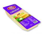 Szeletelt cheddar sajt 1kg mlekovita