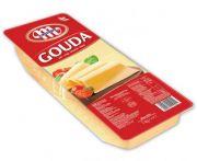Szeletelt gouda sajt 1kg mlekovita