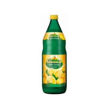 Pfanner citromlé 100% 1l