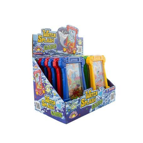 Water splash game/12db ügyességi játék cukorkával