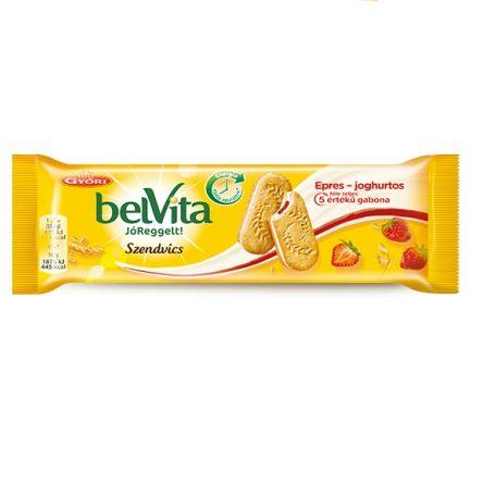 Belvita epres-joghurtos keksz 50,6g