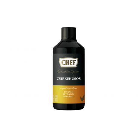 Chef csirkehúsos alaplé koncentrátum 1l