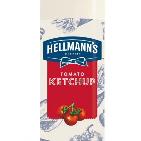Hellmann's ketchup 819ml/950g