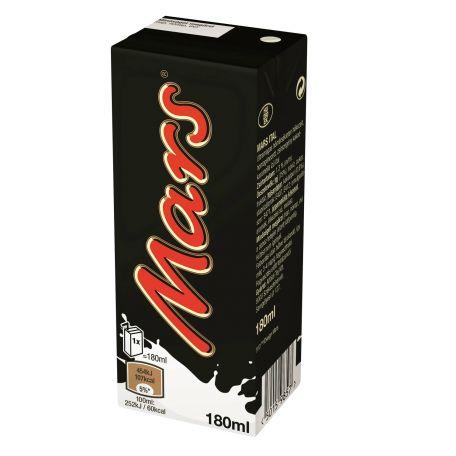 Mars tejital 180ml