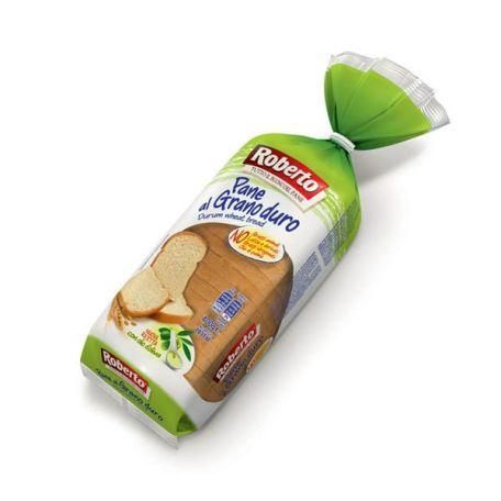 Teljes kiőrlésű szeletelt toast kenyér 400g