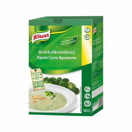 Knorr brokkolikrémleves alap 2kg