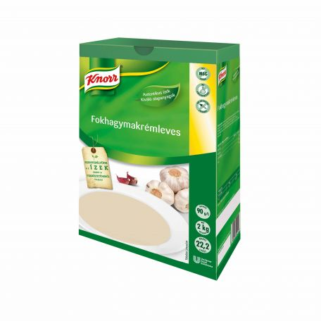 Knorr fokhagymakrémleves alap 2kg