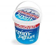 Joghurt 10% natúr krém nádudvari 700gr