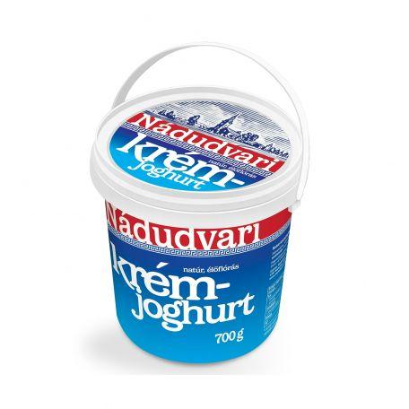 Nádudvari natúr krémjoghurt 10% 700g