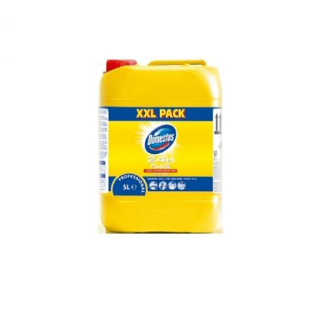 Domestos Professional citromos fertőtlenítő tisztítószer 5l