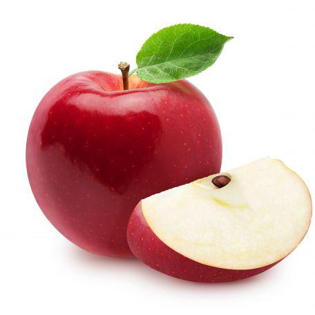 Piros gála alma mosott 70mm+