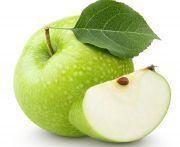Alma mosott zöld kg (elo)